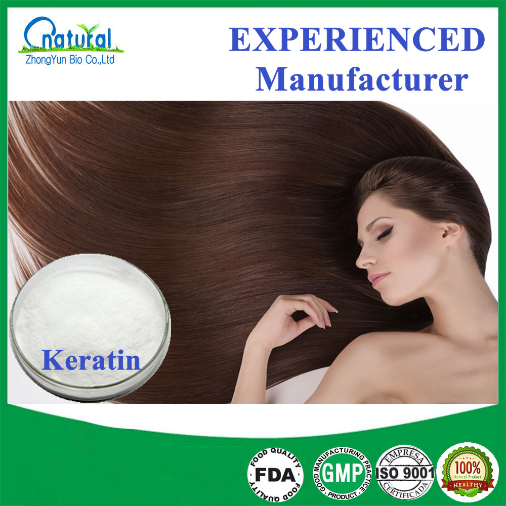 Pure Hydrolyzed Keratin
