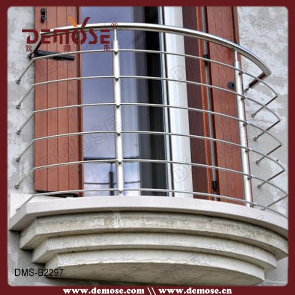 Edelstahl 304 Rohr Fur Balkon Netz Gelander Preise Buy Balkon