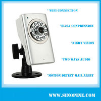 WIRELESS IP CAMERA BABY MONITOR IPHONE/ANDROID IP Camera
