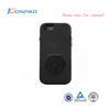 Ring holder aiti-dust anti-water PC PU leather phone case for iphone 7