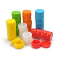 Sedex factory cosmetic silicone powder box ointment pill box