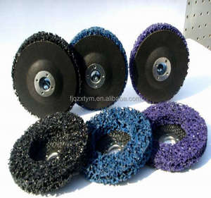 Xingtai abrasives clean and strip Grinding disc