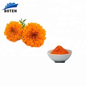 Natural supplement marigold extract zeaxanthin lutein powder for eye health