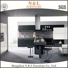 rta On shopping Best design creative beech wood veneer kitchen cabinets, kitchen furniture