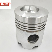 F2L912-4R diesel piston fit for DEUTZ machinery engine 100mm diameter
