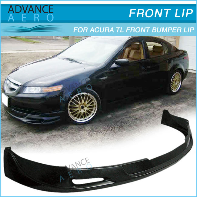 For Acura Tl Mug Style Urethane Diffuser Lip Splitter Buy - Acura tl lip