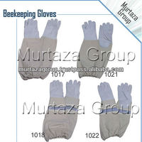 Bee Gloves, Beekeeping Gloves, Working Gloves, Leather Beekeeping Gloves, Protective Clothing, Small Animal Handling Gloves.