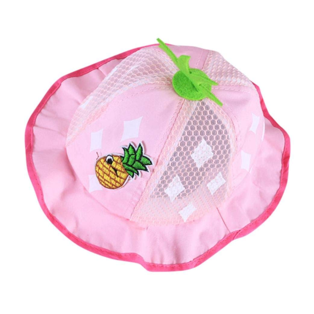 3ef437ddfea Get Quotations · Kids Mesh Sunhat