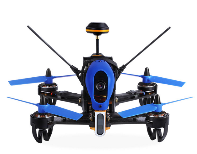 Walkera Professional racer Advance F210 with GPS System FPV RC Drone Quadcopter RTF with DEVO 7 Remote