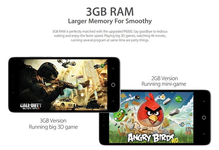 Original Elephone P6000 Pro Mt6753 1 5 Ghz Octa-core Fdd Lte Cellphone 5   0inch 3gb Ram 16gb Rom 13 0mp Dual Sim Dual Standby - Buy Elephone P6000