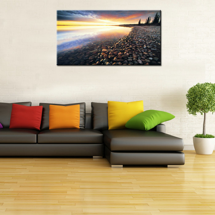 Beautiful Wall Frame Mural Painting for Resorts