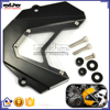 BJ-FSC-YA001 Customized Black CNC Aluminum Motorcycle Sprocket Chain Cover for Yamaha MT09 FZ9