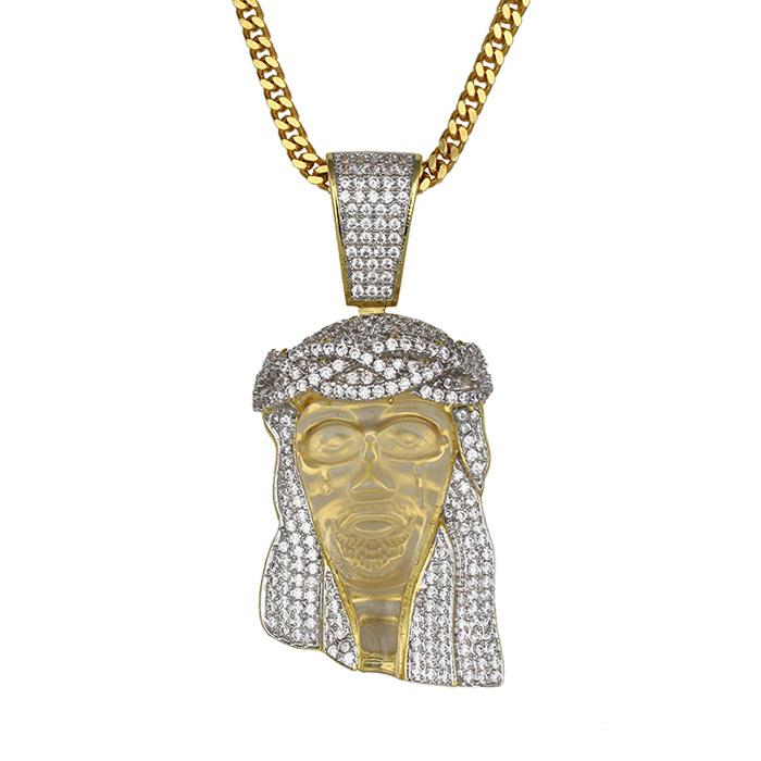 Missjewelry id mjhp041 custom made jesus piece diamond quartz face missjewelry id mjhp041 custom made jesus piece diamond quartz face cubic zircon ia diamond gold pendant aloadofball Images