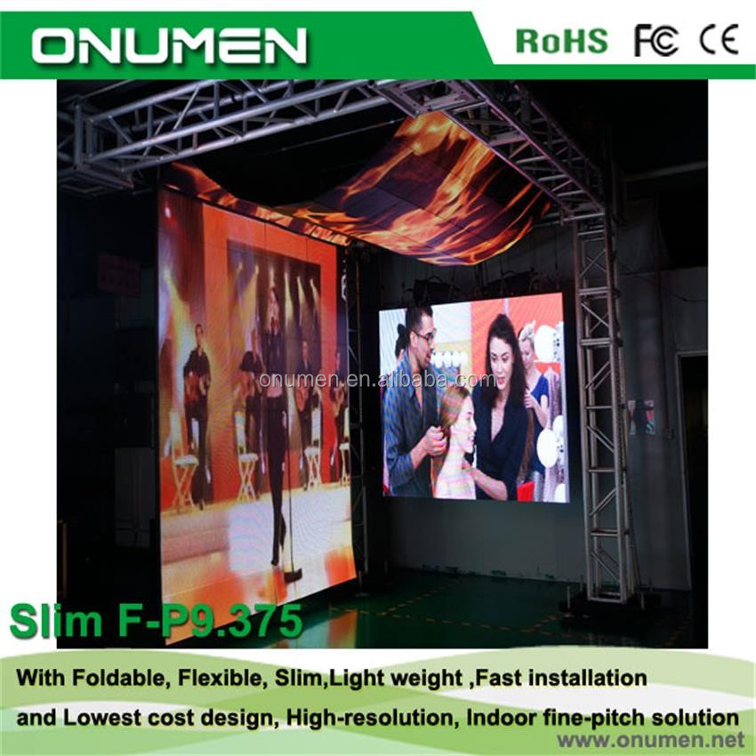 German manufacturing process/stage background led display big screen/aquarium programmable led light lcd screen display