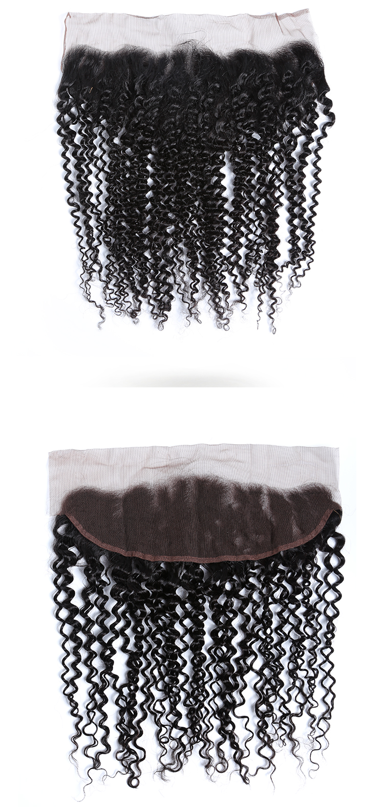 wholesale 10a grade peruvian virgin hair bundles,unprocessed virgin peruvian hair 13*4 Jerry curly closure