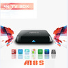 M8S Android TV Box 2G/8G Dual band 2.4G/5G wifi Android 5.1 Amlogic S812 Chip 4K XBMC Full HD Smart tv Media Player m8