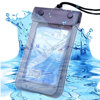high sealed floating pvc waterproof phone bag for iphone
