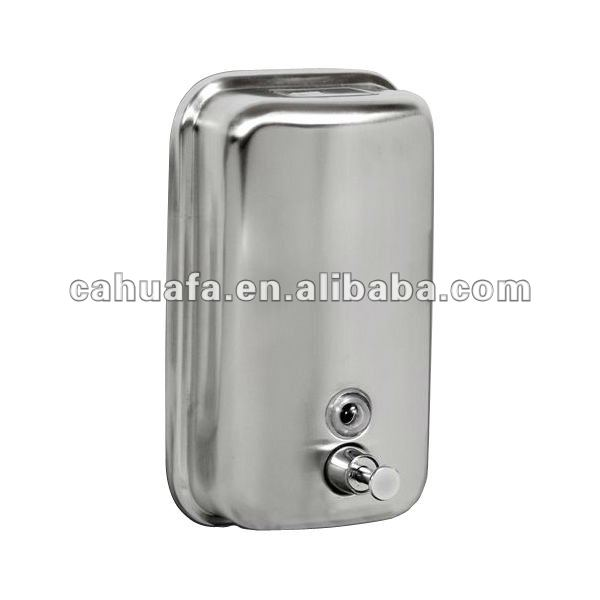 Stainless Steel Soap Dispenser 1L