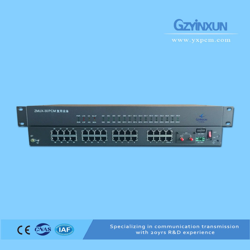 Network Device 30voice (pots/fxs/fxo) Customize Cards Over E1 ...