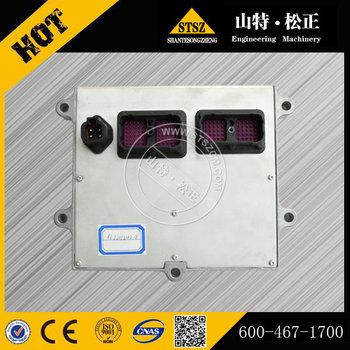 Controller 600-467-3400 600-467-3300 Pc220-8mo Excavator Parts ...