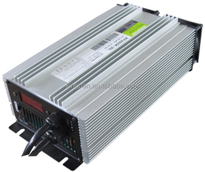 2000w lithium battery charger for large electric car,forklift and four wheels golfcar/for 42V40A 54.6v30a power output