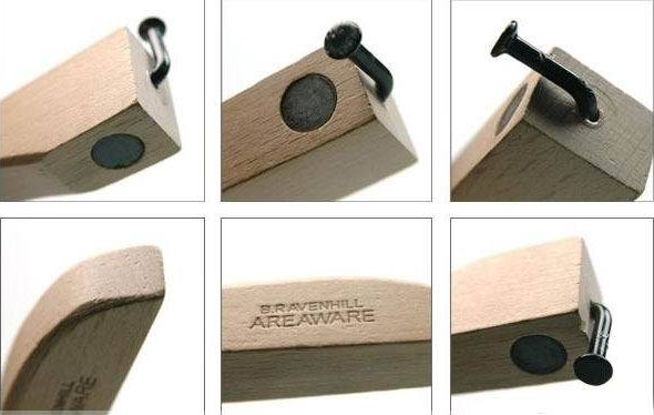 wooden bottle opener with nail,nail bottle opener