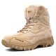 men Army boots Commando Combat Desert Outdoor Hiking Boots Landing Tactical Military Shoes