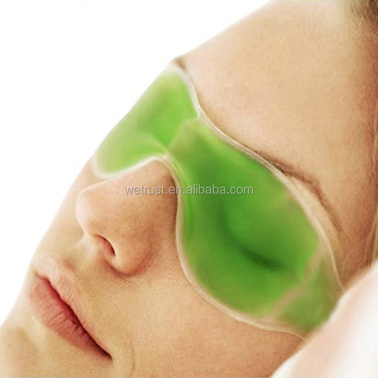 Sleeping Gel Hot Cold Compress Eye Mask