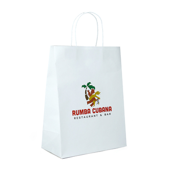 WKP-07 recycled cheap kraft paper bag