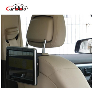 Taxi headrest monitor 3g wifi 10.1 Inch Android 6.0 Car TV