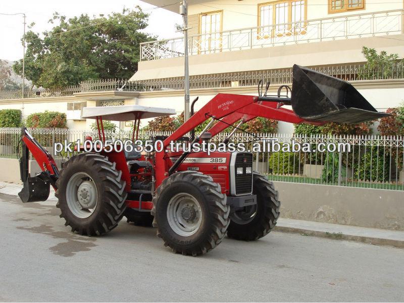 Pakistan Massey Ferguson Tractor Mf 385 4wd
