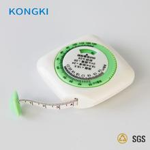 Charming Appearance Amphibious Torch Shaped body measuring tape