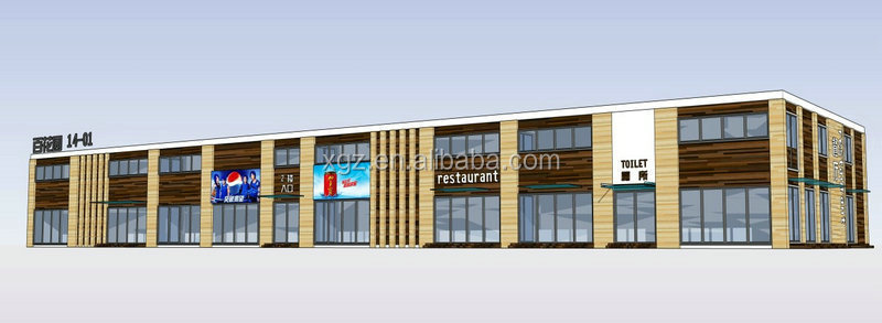 nice appearance modern design the container store modular house for sale