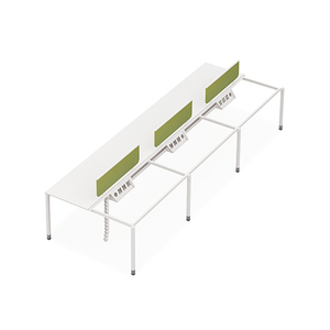 office furniture dubai 120 degree office workstation 4 person office desk