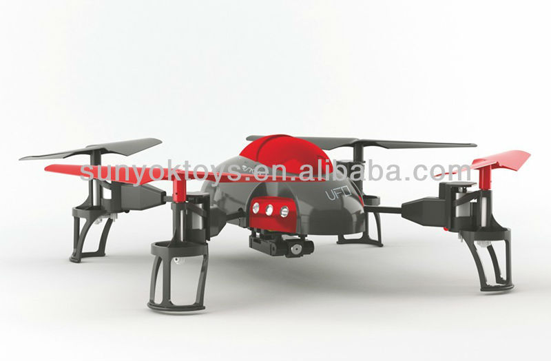 2013 New Arrival!yd-719 2.4g 3d 4ch 4 Axis Rc Quadcopter With Gyro ...