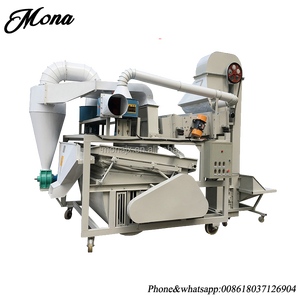 whole machine of grain seed cleaner, gravity separator, grain cleaning plant