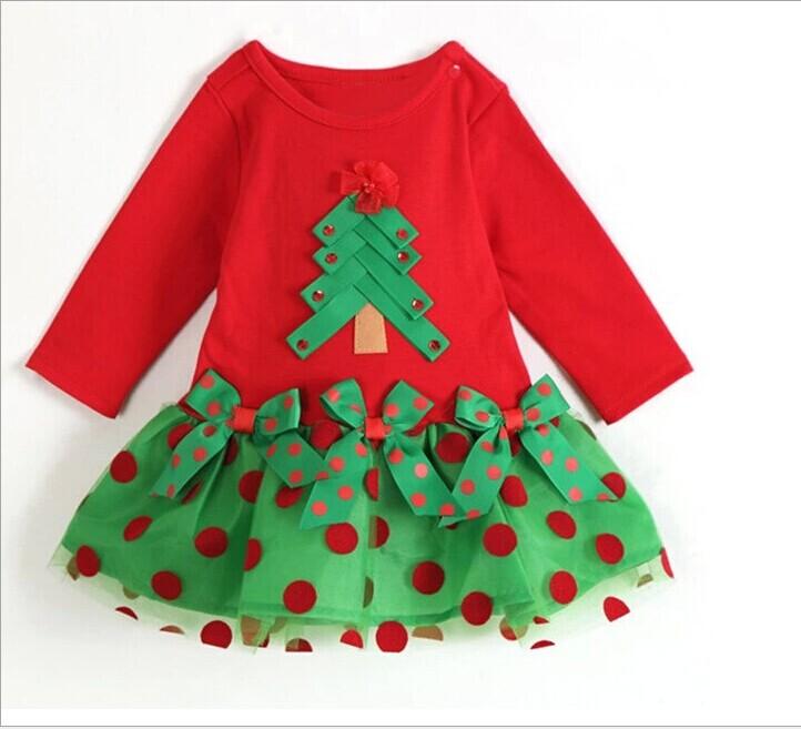 d929fca4e Venta al por mayor falda tutu navidad niña-Compre online los mejores ...