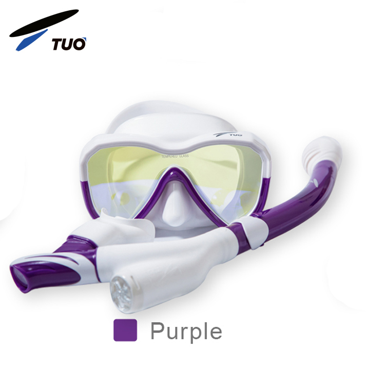2018 New Adults Kids Snorkelling Scuba Swimming Diving Mask Set