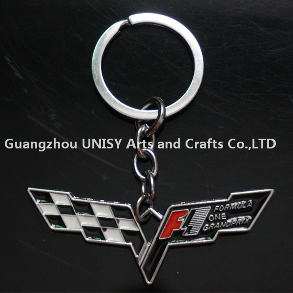 Wholesale Promotional Cheap Bird Shape Car Logo Keychains Bird