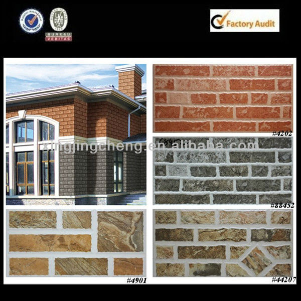 popular ceramic external house wall tile