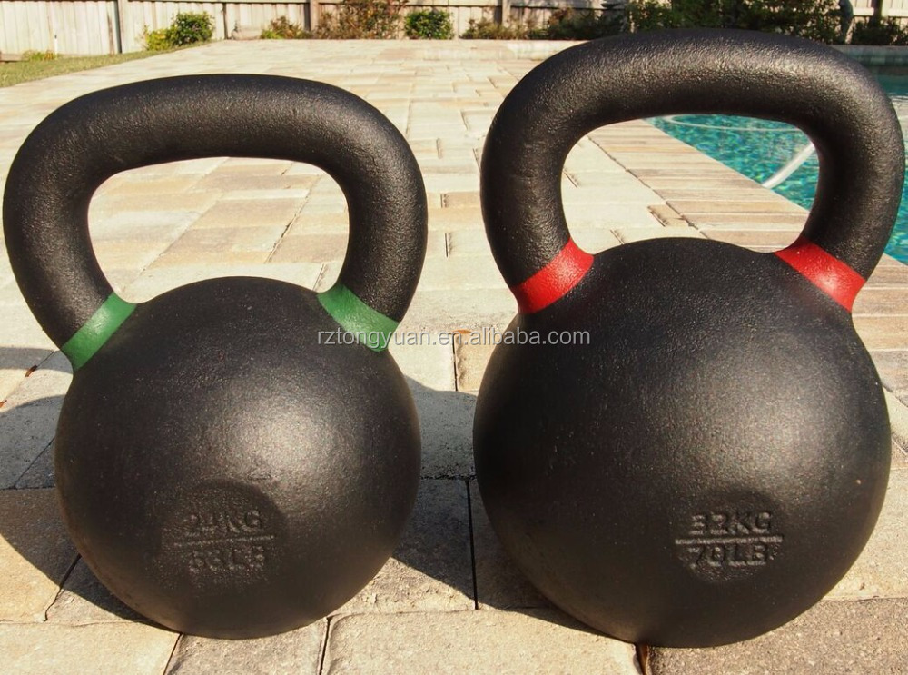 Rogue Style High quality cast Iron Kettlebell