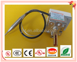 JJHT new products high quality High Precision cheap washing machine bellows thermostat for gas valve