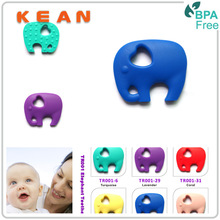 Silicone Teether Jewelry/Jolly Baby Toy