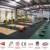 Taiwan new designed PVC indoor sports flooring rubber floor for gym