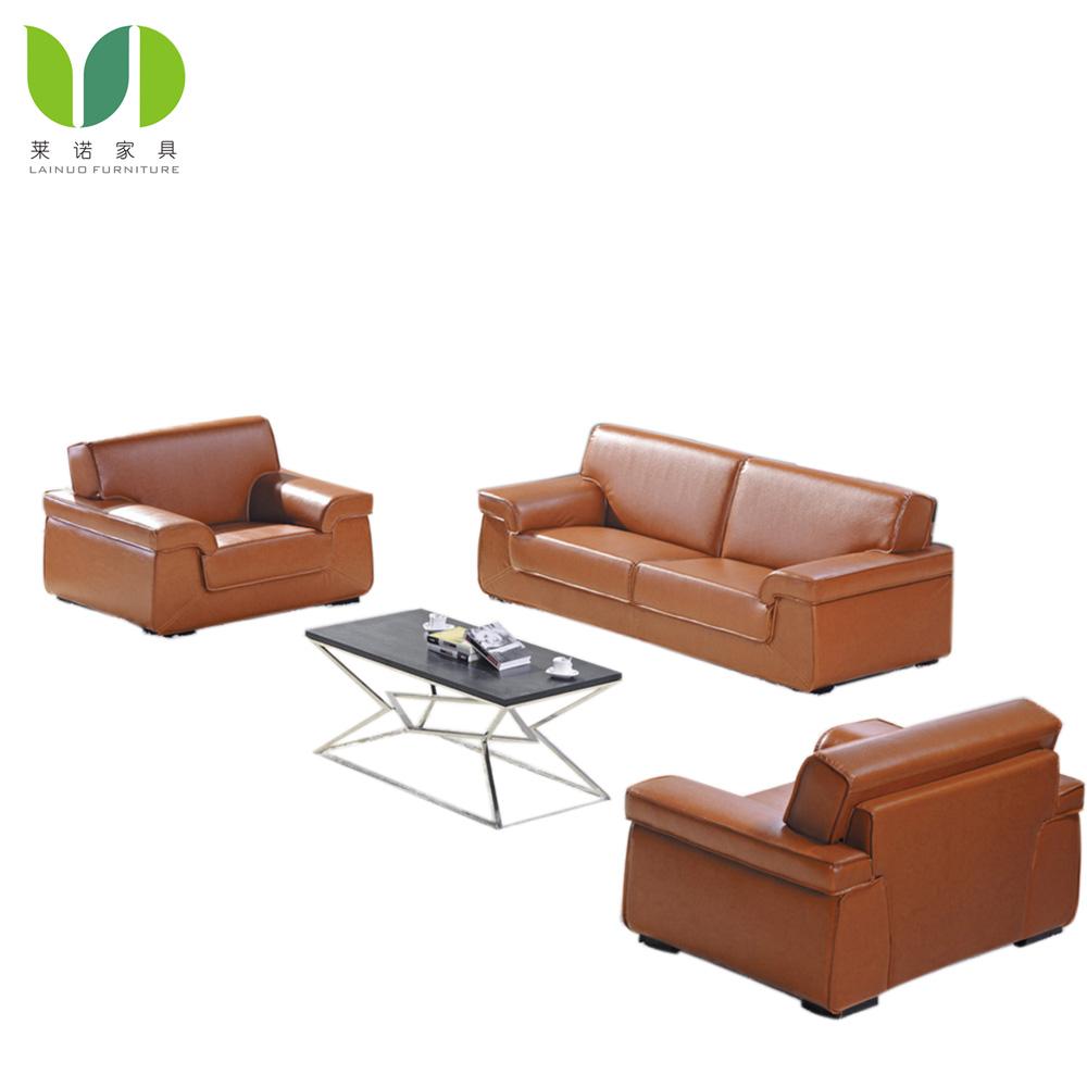 Italy Asian Style Violino Leather Sofa