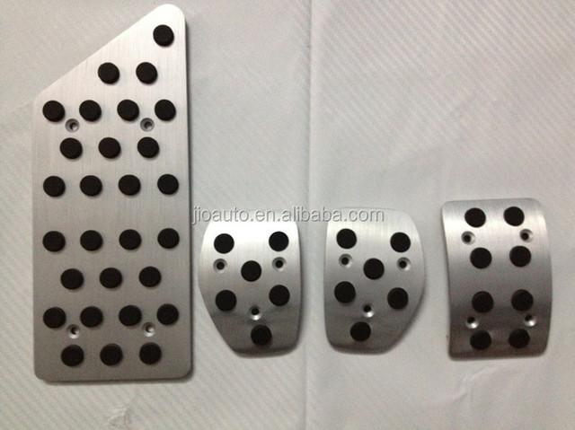 source car accessories hot sale car fuel/brake/rest pedal (mt) for