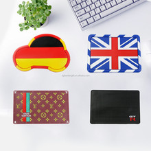 Non-slip silicone pad for car custom promotion gift