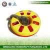 ISO 9001 qq pet factory wholesale air mouse toys for cats & plastic mouse shape cat toy