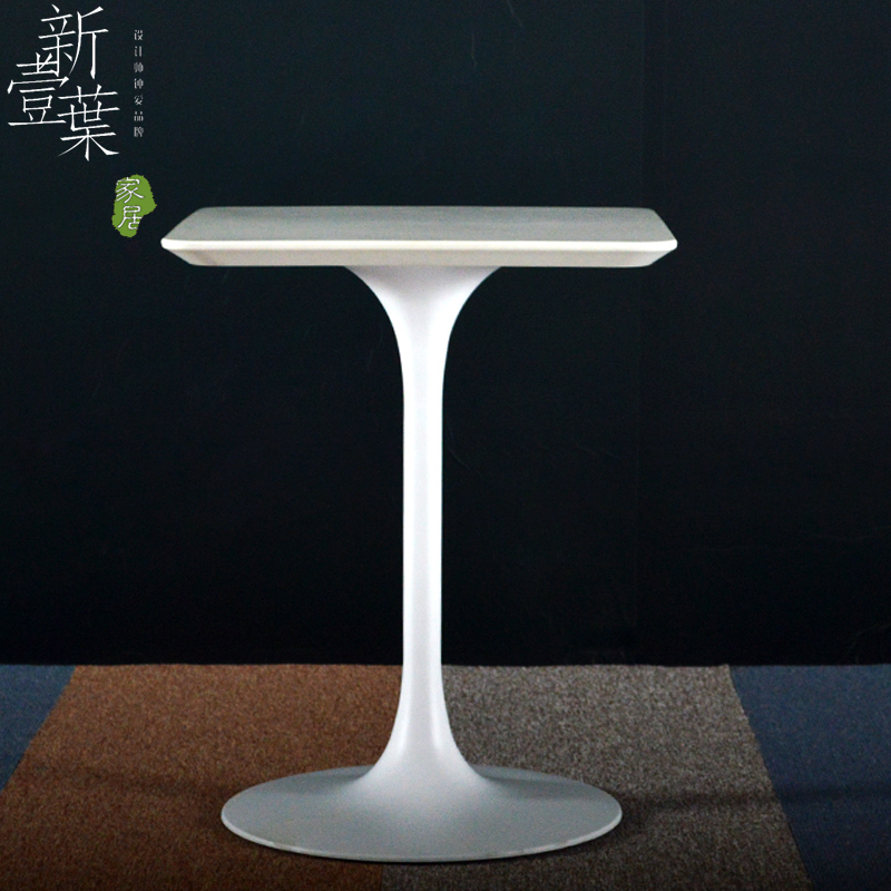 Small White Dining Table And Chairs: IKEA Dining Table Small Apartment Minimalist Modern