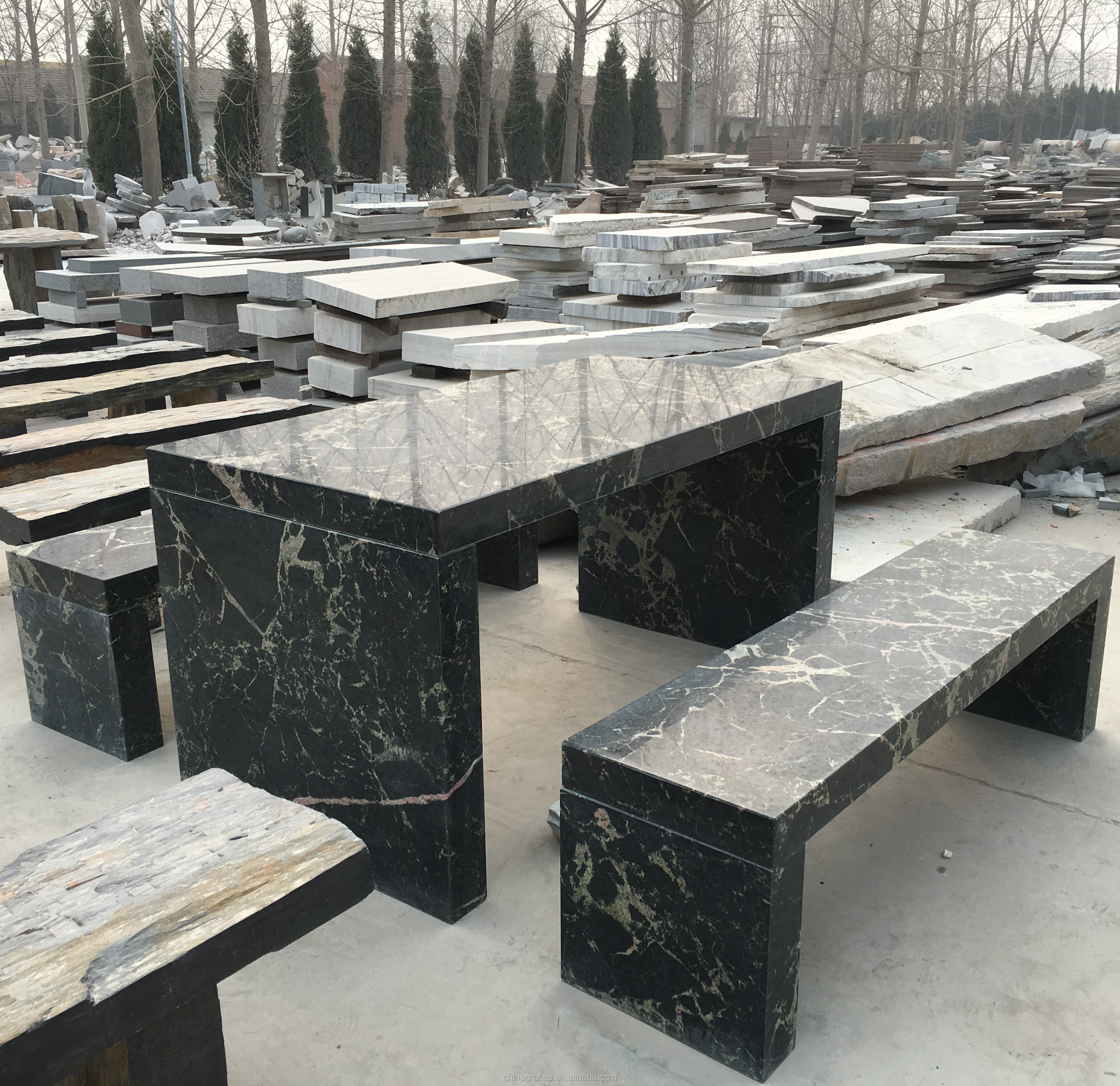 Picture of: Decorative Outdoor Granite And Marble Sculpture Stone Garden Bench Buy Garden Bench Decorative Outdoor Bench Garden Stone Bench Product On Alibaba Com